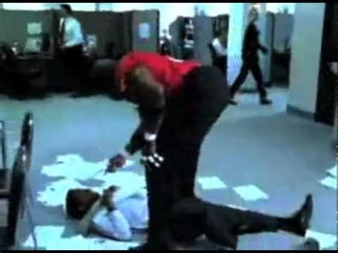 Office Linebacker Terry Tate Office Linebacker Censored
