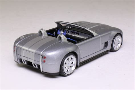 ford shelby cobra concept minichs 2004 ford shelby cobra concept grey metallic