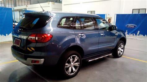 Ford Kuga 2013 Anh Ngelast by H 236 Nh ảnh Ban đầu Về Ford Everest Thế Hệ Mới
