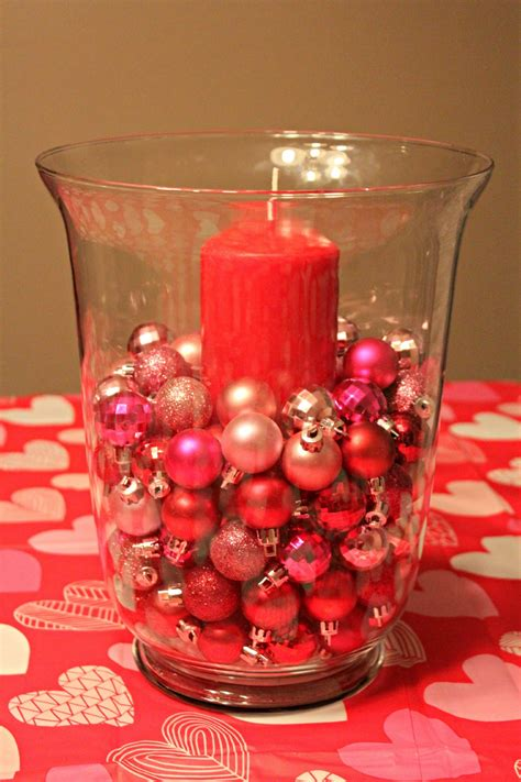Easy Diy Valentine S Day Centerpiece Take Time For Style S Day Centerpieces