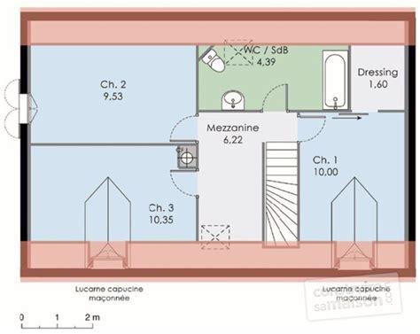 maison classique d 233 du plan de classique