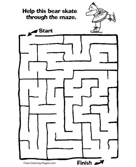 kids channel maze games 42