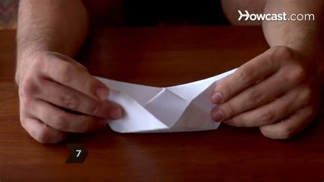 How Do You Make Paper Boats - how to make a paper boat