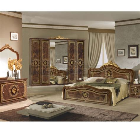 Italian Classic Bedroom Furniture Italian Bedroom Furniture Sets Melania Italian Classic 5pc Bedroom Set Bedroom Sets Classic