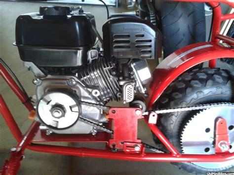 doodlebug mini bike predator engine predator engine shakes bad