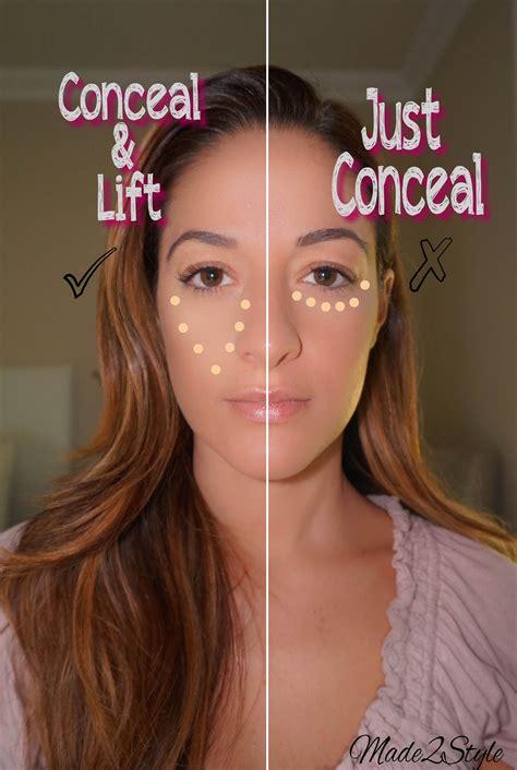 Dark Under Eye Circles Makeup