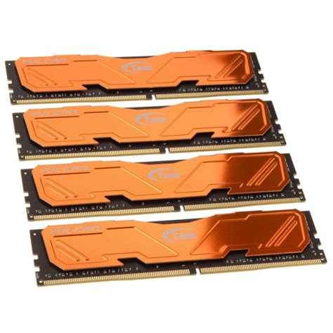 Memory Ram Team Vulcan Series Ddr4 16gb 2x8gb Murah 3 team vulcan series orange ddr4 3000 cl16 16 gb kit metg 296 from wcuk