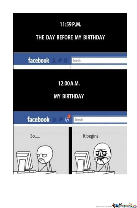 Birthday Meme So It Begins - 10 best images about happy birthday on pinterest funny