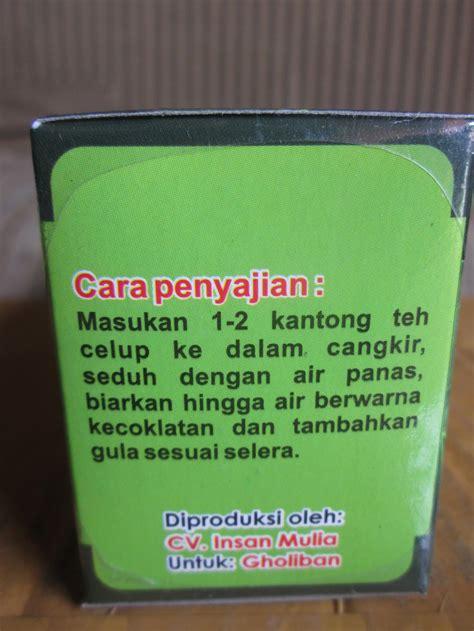Teh Mengkudu teh celup mengkudu alzafa store alzafa store