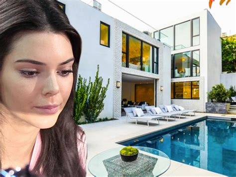 Kendall Jenners House by Kendall Jenner Laughs At 20 Home Payments Tmz