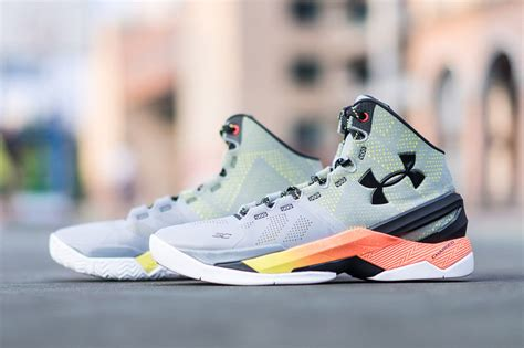 Armor Curry Two High armour curry two quot iron sharpens iron quot sneakernews