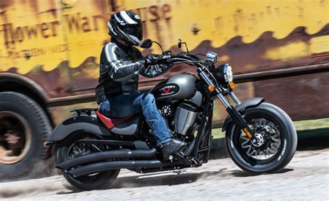 2015 Victory Gunner Review ? Motorcycle.com