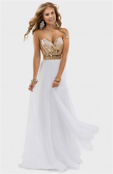 prom dresses white and gold naf dresses gold and white prom dress 2015 naf dresses