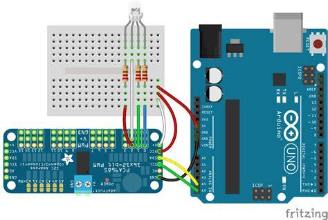 led anode ou cathode common anode vs common cathode rgb led images