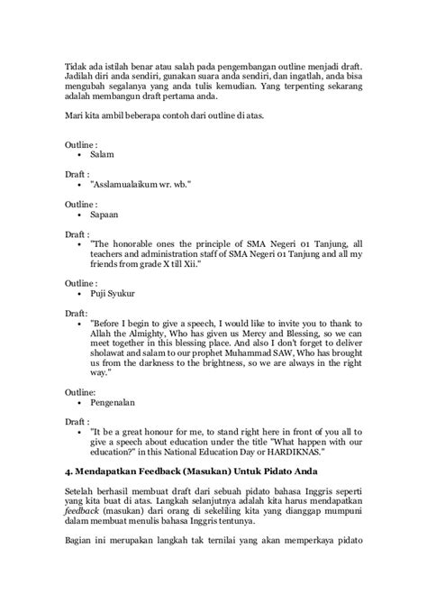 tips membuat essay bahasa inggris cara membuat pidato bahasa inggris cara membuat pidato