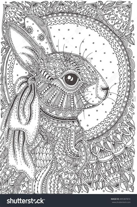 image result  adult coloring pages animal patterns