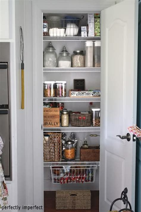 kitchen pantry closet organization ideas 2018 on kitchen space turn closet into pantry i think i can in 2018