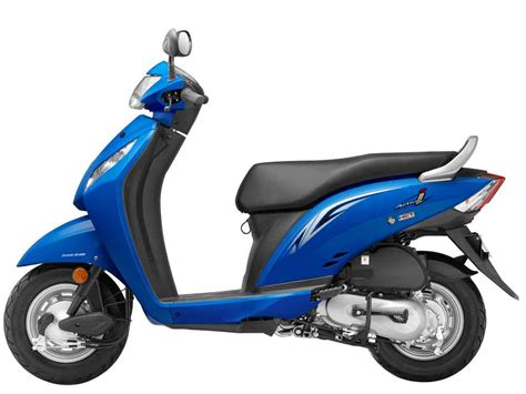 2016 honda activa i launched in 3 new colours priced at