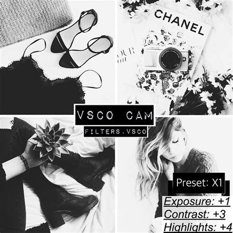tutorial vscocam full pack 7 vsco cam filters settings for better instagram photos