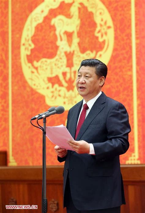 president xi jinping delivers 2016 new year message president xi extends festival greetings stresses family