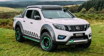 Nissan Navara News New Nissan Navara Enguard Concept Is The Ultimate Rescue