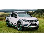 New Nissan Navara EnGuard Concept Is The Ultimate Rescue