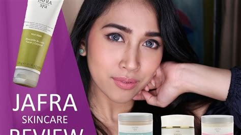 Termurah Gratis Ongkir Jafra Mud Masker jafra hair skin care review royal jelly mud mask sea salt hair spa