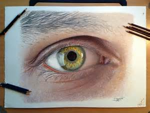 color pencil drawings eye color pencil drawing by atomiccircus on deviantart