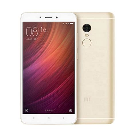 blibli xiaomi redmi note 4 jual xiaomi redmi note 4 smartphone emas 64 gb 3 gb