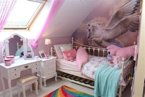 unicorn themed bedroom share a dream brings joy to sarah with unicorn themed