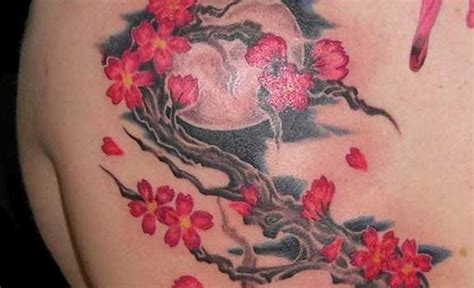 japanese tattoo cherry blossom meaning cherry blossom tattoo meaning tutzone