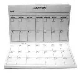 pocket calendar template free printable pocket calendar printable calendar 2017