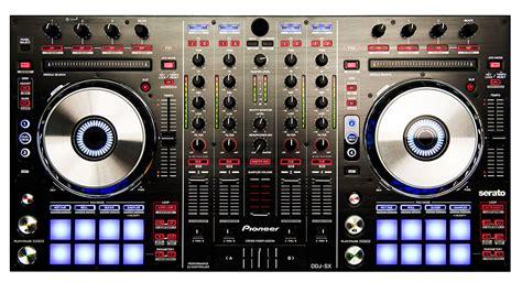 best serato controller pioneer dj ddj sx serato compatible dj hardware serato