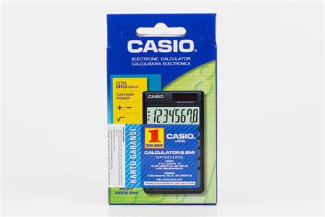 Calculator Kalkulator Casio Sx 300 Harga Grosir jual casio sx 300 jual casio pocket sx 300 di kalkulator grosir