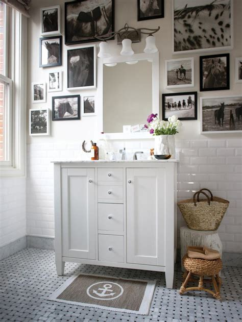 Modern Traditional Bathroom by Traditional Style Bathrooms Hgtv