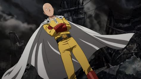 punch man anime planet
