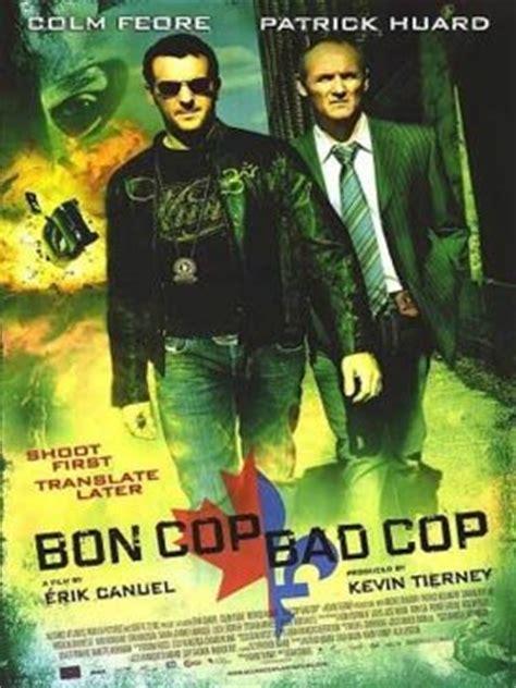 film quebecois bon cop bad cop film d 201 rik canuel films du qu 233 bec