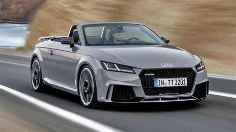 Audi Tt Rs Roadster Price by Audi Tt Rs Roadster 8s Laptimes Specs Performance Data