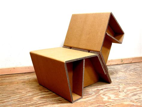 cardboard couch chairigami cardboard chairs look equally amazing and