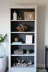 best 25 paint bookshelf ideas on diy