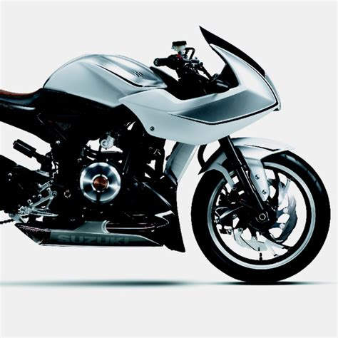 Motorrad Mit Turbo by Studie Recursion Suzuki Zeigt Motorrad Mit Turbo Lader