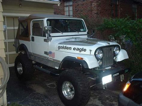 jeep golden eagle for sale jeep cj 7 golden eagle picture 4 reviews news specs