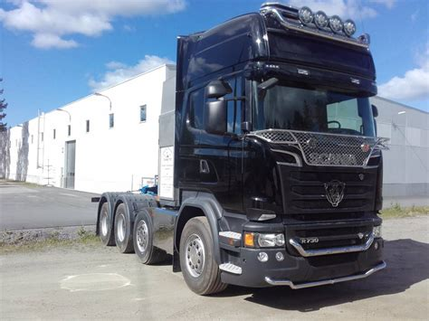 used scania r 730 tractor units year 2015 for sale