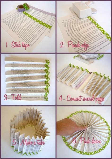 How To Make Paper Fan Decorations - 25 best ideas about paper medallions on paper