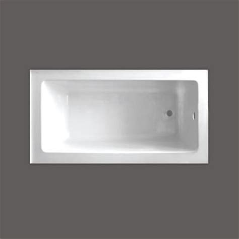 54 inch bathtub left drain canada products and home on pinterest