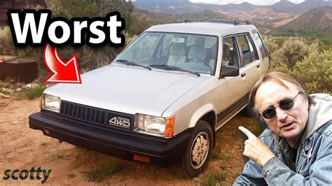 Worst Toyota Cars by One Of The Worst Cars Toyota Made Toyota Tercel