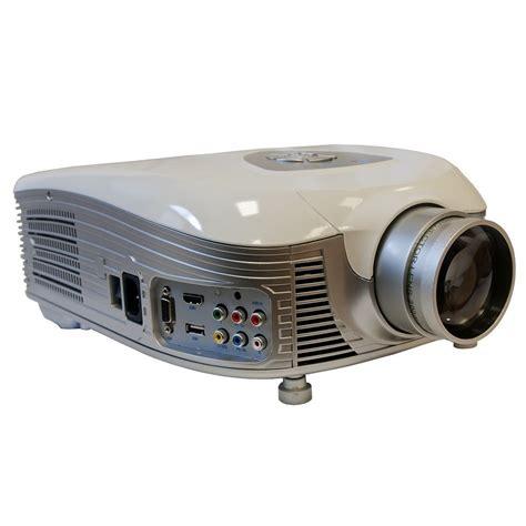 Der hochwertige MediaLy LED Beamer B100 HD Ready im