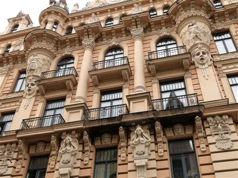 Craftsman Style Architecture Art Nouveau In Latvia Latvia Eu