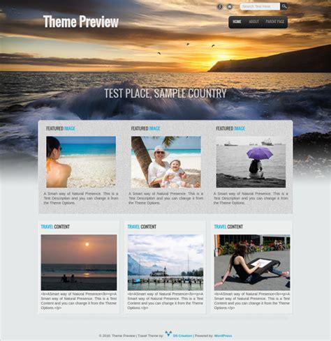 themes wordpress professional free 10 free travel travel agencies wordpress themes