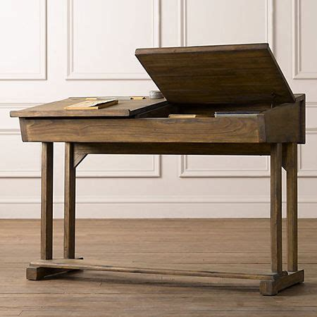 flip top reproduction school desk for child